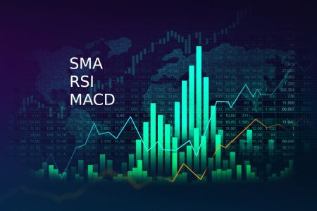 How to connect the SMA, the RSI and the MACD for a successful trading strategy in Binomo