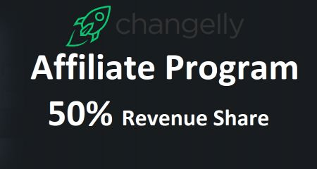 Changelly Referral Link - 50% Revenue Share