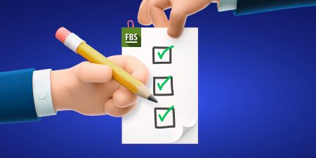 How can I Verify my Account at FBS? - Frequently Asked Questions