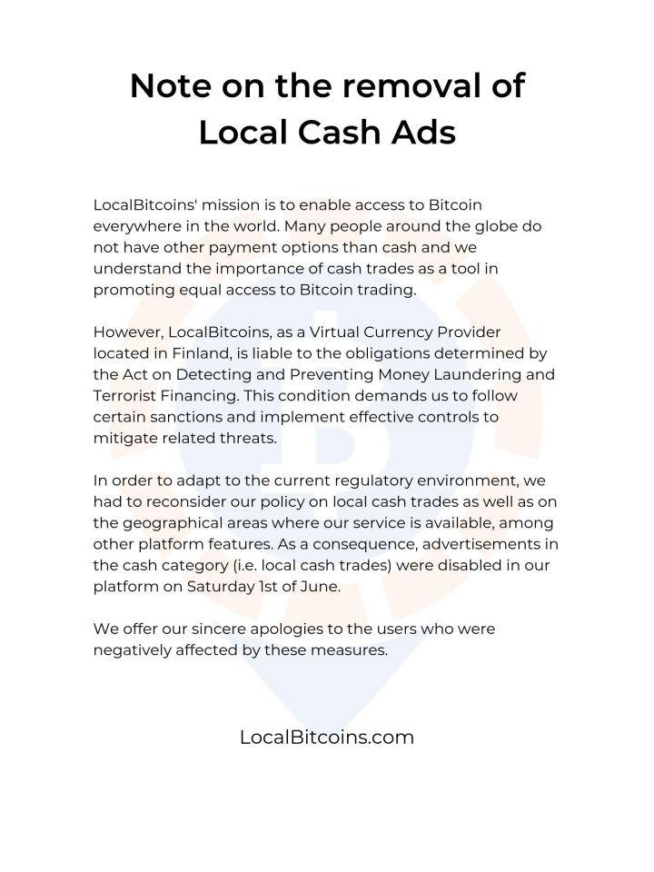 LocalBitcoins Review